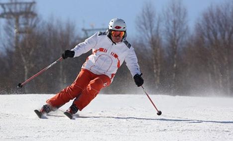 逸体滑雪培训