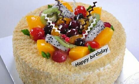 澳门葡挞12英寸蛋糕 - 大图