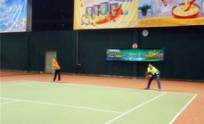 得乐网球室内网球小班课