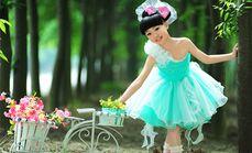古越童颜儿童摄影套系