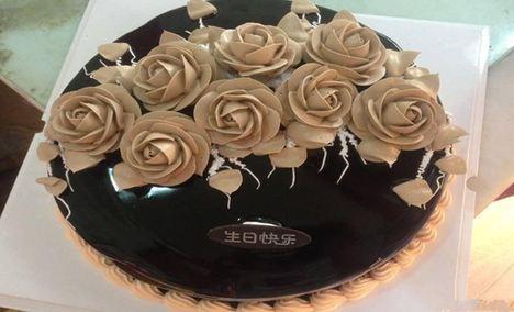 麦香园蛋糕