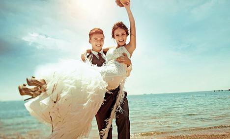 情深深水底世界摄影旅游婚纱摄影