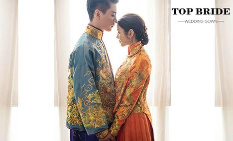 香港top婚纱礼服馆