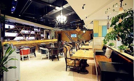 怡华茗食中西餐厅(车站北路店)