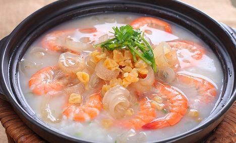 徐记潮汕海鲜砂锅粥