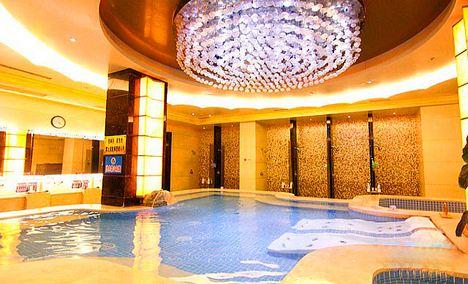 北京金万享洗浴汗蒸