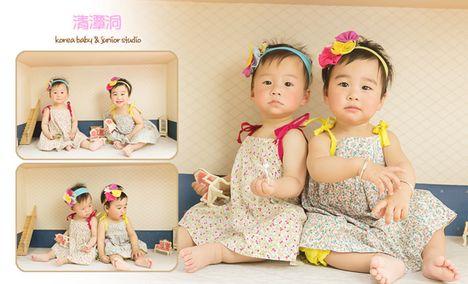 清潭洞韩国儿童摄影