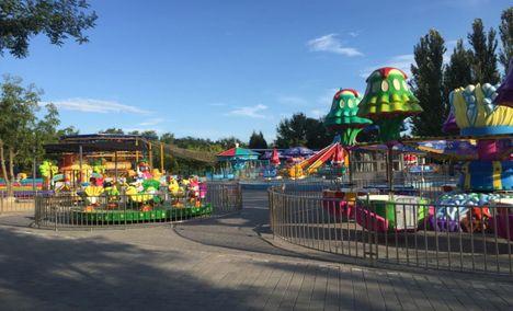 大望京公园儿童游乐场