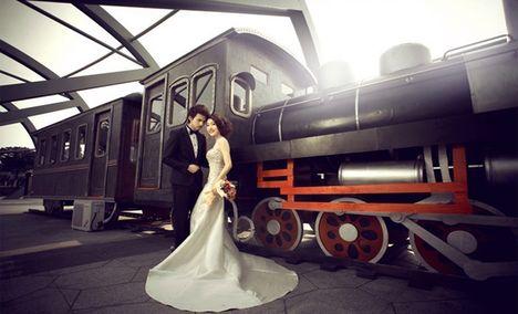 韩国新摄会婚纱摄影