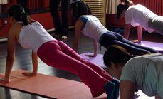 洁瑜伽2节体验课