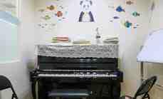 艺术少儿钢琴1对1体验课