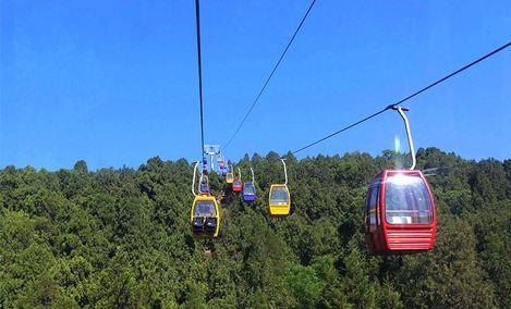 北京西山八大处索道富斯特滑道