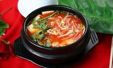 韩国大酱汤一份
