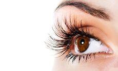 自然美睫毛嫁接和手部甲油胶