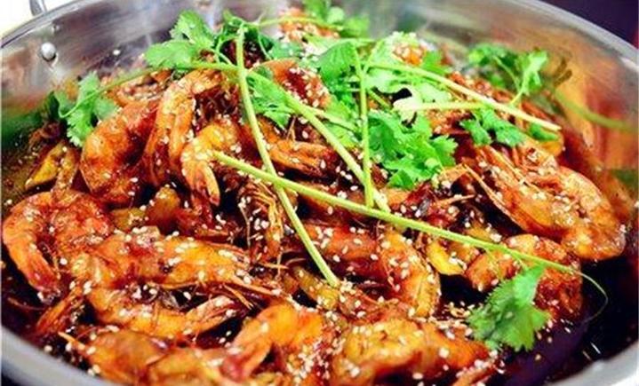 槐店王婆大虾(万达店)