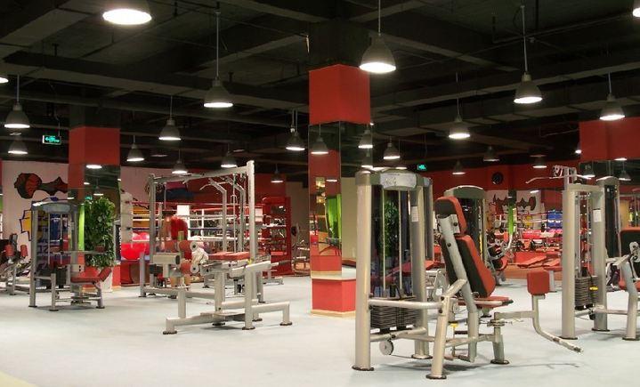 奥菲国际健身俱乐部(帕菲克店)