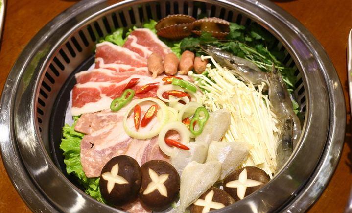 韩香宫自助烤肉火锅店(斑斓时尚购物中心店)