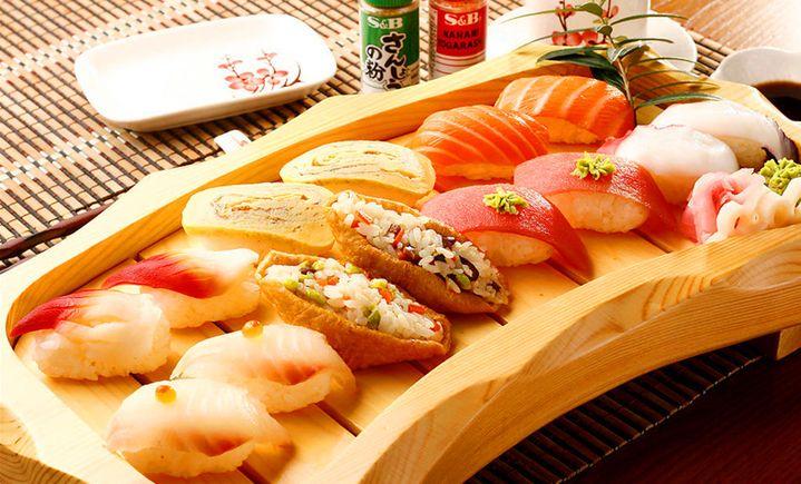 优米可时尚寿司