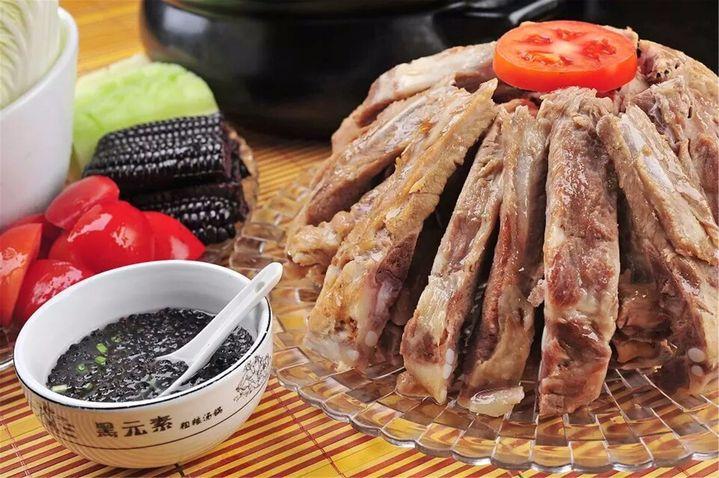 黑元素粗粮汤锅(中江店)