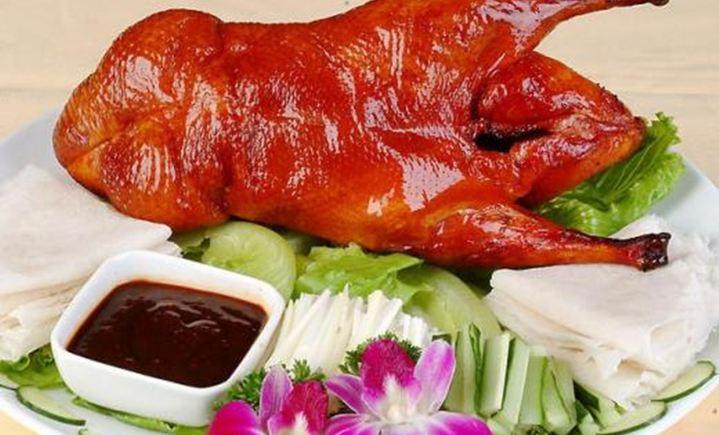 聚贤阁老北京烤鸭