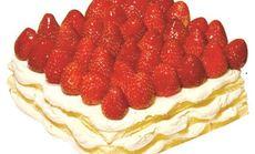 汇力发草莓轻乳酪