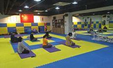 京门搏击午间瑜伽体验课