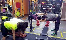 体能体态评估课程一节