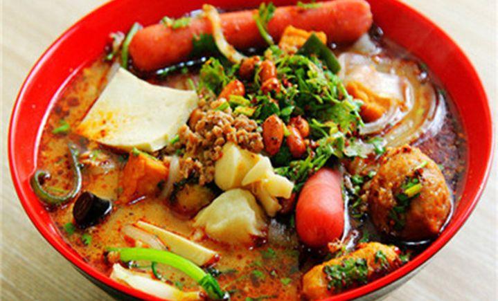 川天椒骨汤·麻辣烫
