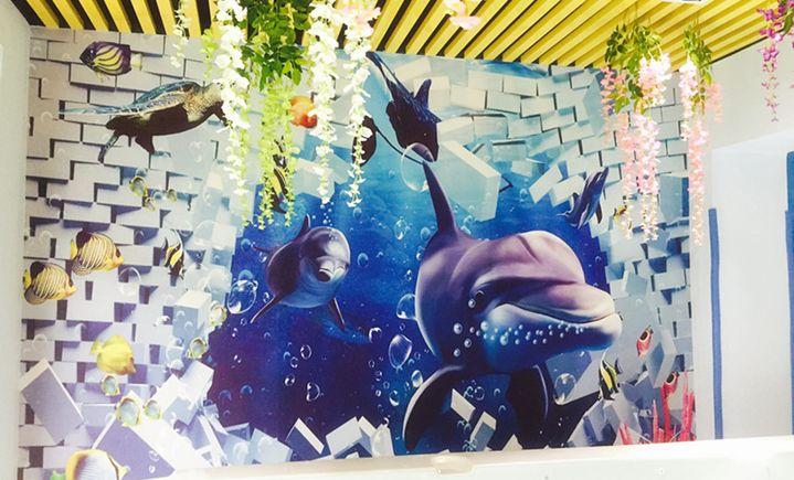 星期六儿童水上主题乐园(马坡店)