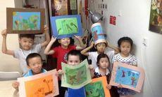 华木子绘画体验课