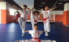 拳世界少儿武术体验课
