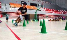 瑞思特体育专业篮球培训
