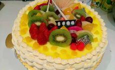 圣宝乐蛋糕218元双人餐
