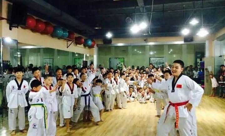 东方武道跆拳道舞蹈(福州总店)
