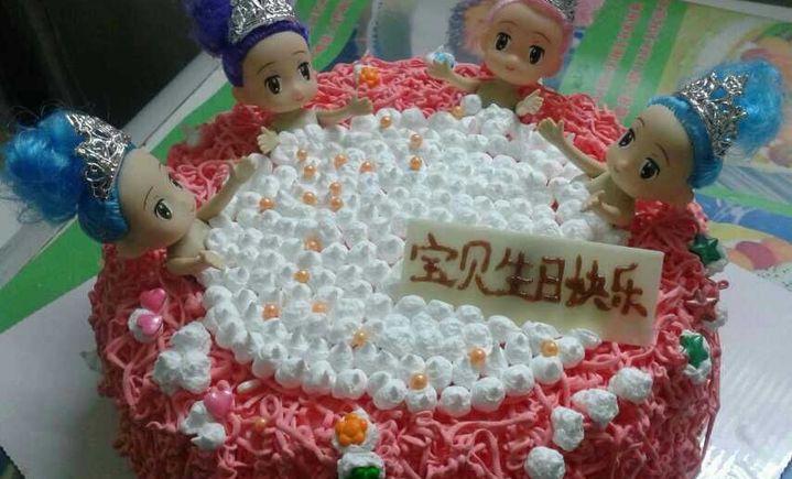 四叶草蛋糕