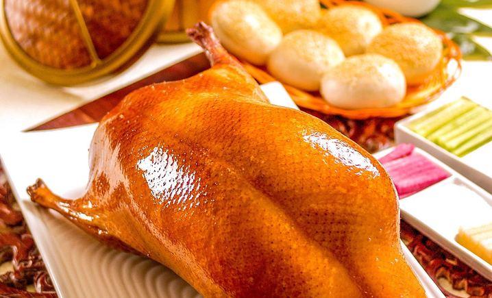 金百万烤鸭(顺义店) - 大图