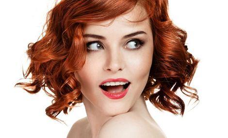 12春季最流行烫染发型图片