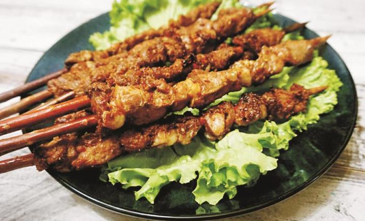 神仙雪羊饺