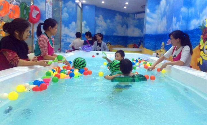 秋千树婴儿游泳馆