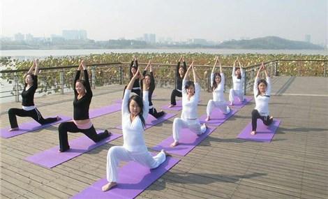 悦美瑜伽健身馆