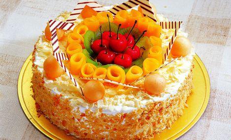 金新福蛋糕(博头店)