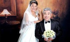 绿野一生一世老年婚纱摄影
