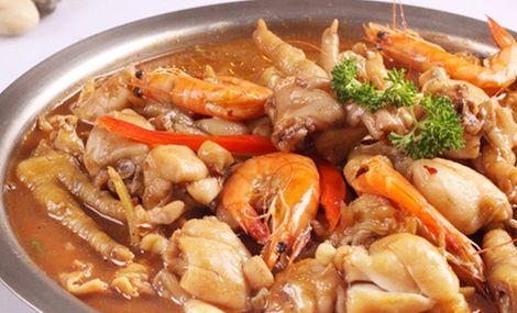 胖子肉蟹煲(苏宁广场店)
