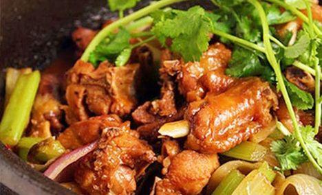 重庆鸡公煲(葑门路店)