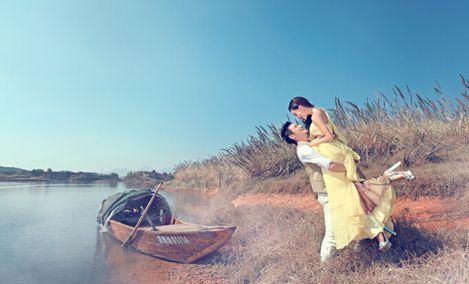 金公主婚纱摄影