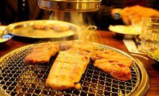 天天香烤肉