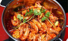 虾吃虾涮双人套餐