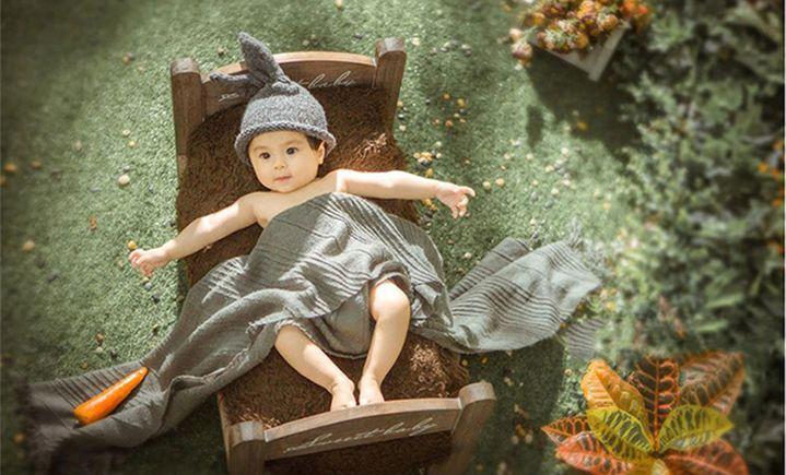 开心麻豆儿童摄影