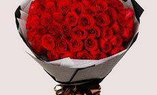 花藤鲜花99朵多款玫瑰花束