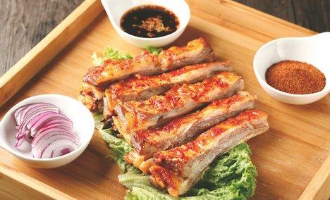 阿罗新疆餐厅(卢湾店)